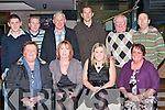 CHRISTMAS PARTY: The staff on the Kerry County Board enjoying a great time at the their Christmas party in the Abbey Inn on Thursday seated l-r: Catherine Myers, Kate Carroll, Laura O'Keeffe and Kay O'Carroll. Back l-r: John Griffin, Eamon Fitzgerald, Maurice Leahy, Donal Daly, Danny Leane and Vincent Cooper.   Copyright Kerry's Eye 2008