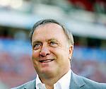 Nederland, Eindhoven, 18 augustus 2012.Seizoen 2012-2013.PSV-Roda JC.Dick Advocaat, trainer-coach van PSV