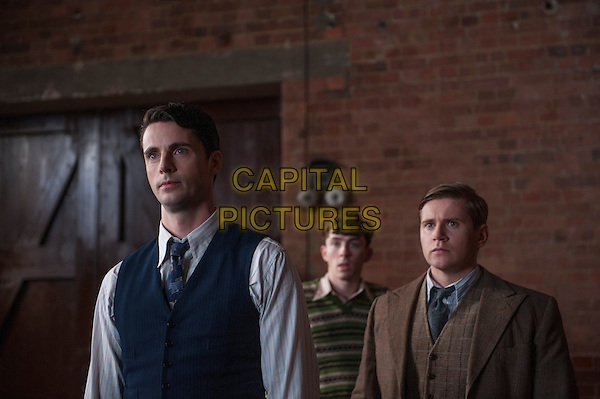 The Imitation Game (2014) <br /> Matthew Goode, Matthew Beard, Allen Leech<br /> *Filmstill - Editorial Use Only*<br /> CAP/KFS<br /> Image supplied by Capital Pictures