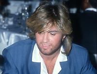 George Michael 1985<br /> Photo By John Barrett/PHOTOlink