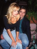 Pamela Anderson Scott Baio 1982<br /> Photo By John Barrett/PHOTOlink/MediaPunch