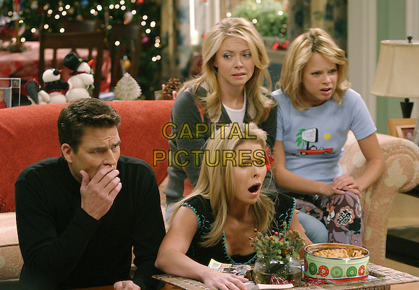 TED MCGINLEY, FAITH FORD, KELLY RIPA & NICOLE PAGGI.in Hope & Faith.ÒSilent Night, Opening NightÓ.*Editorial Use Only*.www.capitalpictures.com.sales@capitalpictures.com.Supplied by Capital Pictures.