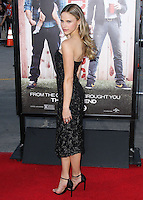 "WESTWOOD, LOS ANGELES, CA, USA - APRIL 28: Halston Sage at the Los Angeles Premiere Of Universal Pictures' ""Neighbors"" held at the Regency Village Theatre on April 28, 2014 in Westwood, Los Angeles, California, United States. (Photo by Xavier Collin/Celebrity Monitor)"