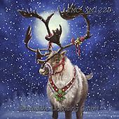 Marcello, CHRISTMAS SYMBOLS, WEIHNACHTEN SYMBOLE, NAVIDAD SÍMBOLOS, paintings+++++,ITMCXM1220,#xx# ,reindeer,reindeers