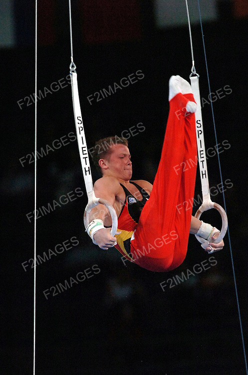 world championships 2007,mens all round finals, 7.9.2007.