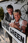 "Sue Nicholson chose the 10.10.10 for her marriage to Bill, at the Old Blacksmiths Shop at Gretna Green on purpose, so that ""he would not forget the date!"" The couple are from Stockton-on-Tees - 10.10.10 - picture by Donald MacLeod - mobile 07702 319 738 - clanmacleod@btinternet.com - www.donald-macleod.com"