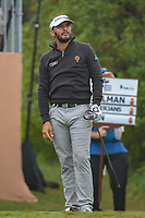 Joost Luiten (NLD) watches his tee shot on 1 during day 3 of the Valero Texas Open, at the TPC San Antonio Oaks Course, San Antonio, Texas, USA. 4/6/2019.<br /> Picture: Golffile | Ken Murray<br /> <br /> <br /> All photo usage must carry mandatory copyright credit (&copy; Golffile | Ken Murray)