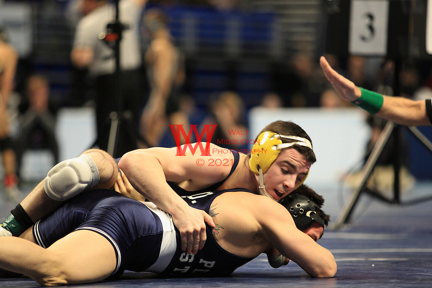 March 7th, 2009: Big Ten Wrestling Championships at Penn State University.