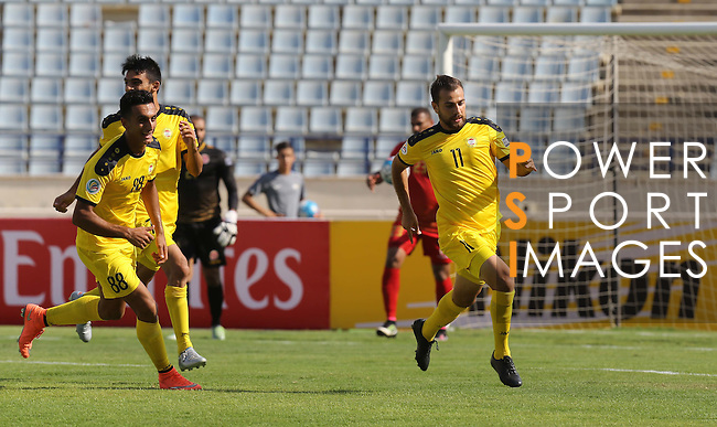 Al Ahed FC (LIB) vs Al Muharraq (BHR) during their AFC Cup 2016 Quarter Finals match at Sports City Stadium on 14 September 2016, in Beirut, Lebanon. Photo by Stringer / Lagardere Sports