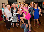 Jimmy Kyne celebrating his stag night (with 20 female nurses!) in Bru..Picture: Shane Maguire / www.newsfile.ie.
