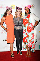 "LOS ANGELES - May 11: Tasha Dixon, Lisa Bloom, Virginia Watson at ""The Pussy Grabbers Play LA"" presented by the Cote d'Azur Web Fest at the Thymele Arts Center on May 11, 2019 in Los Angeles, CA"