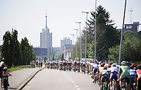13 laps around Leuven<br /> <br /> GP Jef Scherens 2015