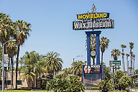 Movieland Wax Museum in Buena Park California