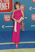 HOLLYWOOD, CA - NOVEMBER 05: Paige O'Hara attends the Premiere Of Disney's 'Ralph Breaks The Internet' at the El Capitan Theatre on November 5, 2018 in Los Angeles, California.<br /> CAP/ROT/TM<br /> &copy;TM/ROT/Capital Pictures