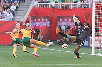 Australia vs Nigeria, June 12, 2015