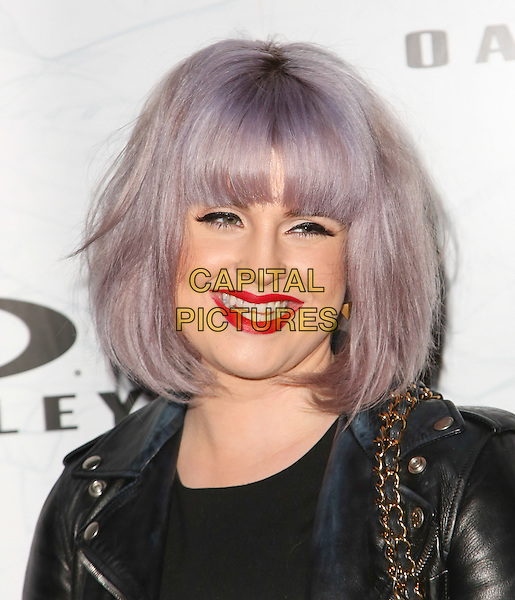 LOS ANGELES, CA - February 24: Kelly Osbourne at Oakley's Disruptive By Design Launch Event, RED Studios, Los Angeles, February 24, 2014.<br /> CAP/MPI/mpi99<br /> &copy;mpi99/MediaPunch/Capital Pictures