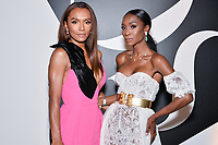 "NEW YORK - JUNE 5: Janet Mock and Angelica Ross attends the party at Center415 following the season 2 premiere of FX's ""Pose"" presented by FX Networks, Fox 21, and FX Productions on June 5, 2019 in New York City. (Photo by Anthony Behar/FX/PictureGroup)"