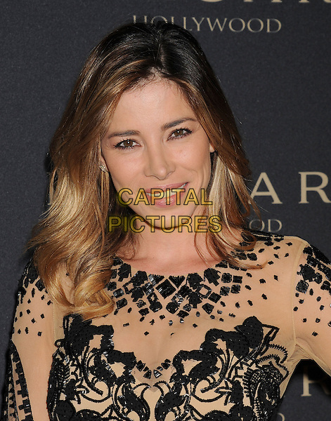 WEST HOLLYWOOD, CA- FEBRUARY 25: Model A&iacute;da Y&eacute;spica arrives at the BVLGARI 'Decades Of Glamour' Oscar Party Hosted By Naomi Watts at Soho House on February 25, 2014 in West Hollywood, California.<br /> CAP/ROT/TM<br /> &copy;Tony Michaels/Roth Stock/Capital Pictures