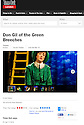 Don Gil of the Green Breeches | Arcola Theatre | Time Out London 17.01.14.
