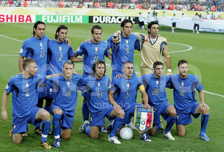 wm 2006 italien