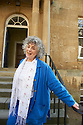 Eleanor Bron ,writer and actress at The Oxford Literary Festival at Christchurch College Oxford  . Credit Geraint Lewis