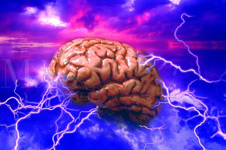 """Brain Storm""."