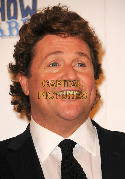 MICHAEL BALL .Attending The South Bank Show Awards, The Dorchester Hotel, London, England, January 20th 2009..portrait headshot black tie.CAP/CAS.©Bob Cass/Capital Pictures