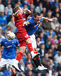 Lee Miiler and Lee McCulloch