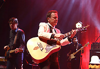 Kiefer Sutherland performs on stage at O2 Shepherd's Bush Empire, London on October 22nd 2019<br /> <br /> Photo by Keith Mayhew
