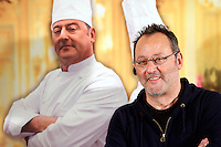 French actor Jean Reno attends 'El Chef, la receta de la felicidad' ('Comme un chef') photocall at Intercontinental Hotel in Madrid Spain. November 26, 2012. (ALTERPHOTOS/Caro Marin) /NortePhoto