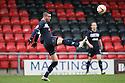 Marcus Haber of Stevenage. Crewe Alexandra v Stevenage - npower League 1 - The Alexandra Stadium, Gresty Road, Crewe - 5th January, 2013. © Kevin Coleman 2013.
