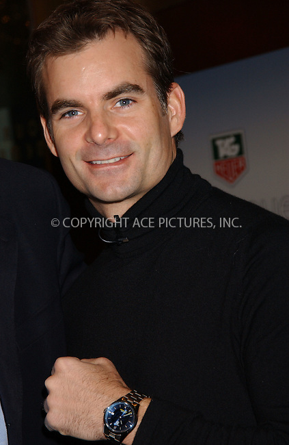 """WWW.ACEPIXS.COM . . . . . ....December 9 2005, New York City....Four times NASCAR champion Jeff Gordon signed autographs for fans at the launch of his new watch theTAG HEUER """"2005 Jeff Gordon Special Edition Carrera Automatic"""" at Tourneau in midtown Manhattan.....Please byline: KRISTIN CALLAHAN - ACEPIXS.COM.. . . . . . ..Ace Pictures, Inc:  ..Philip Vaughan (212) 243-8787 or (646) 769 0430..e-mail: info@acepixs.com..web: http://www.acepixs.com"""