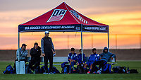 2017 DA U-13/U-14 West Regional Showcase, November 03, 2017