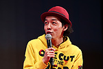 """Shinichiro Ueda, November 04, 2019 - The 32nd Tokyo International Film Festival, press conference of movie """"One Cut of the Dead"""" in Tokyo, Japan on November 04, 2019. (Photo by 2019 TIFF/AFLO)"""
