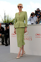 Tilda Swinton at the Photocall &acute;OKJA` - 70th Cannes Film Festival on May 19, 2017 in Cannes, France.<br /> CAP/LAF<br /> &copy;Lafitte/Capital Pictures /MediaPunch ***NORTH AND SOUTH AMERICAS, CANADA and MEXICO ONLY***