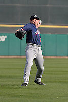 Randy Wolf (26) of the Reno Aces warms up prior to the game against the Salt Lake Bees at Smith's Ballpark on May 4, 2014 in Salt Lake City, Utah.  (Stephen Smith/Four Seam Images)
