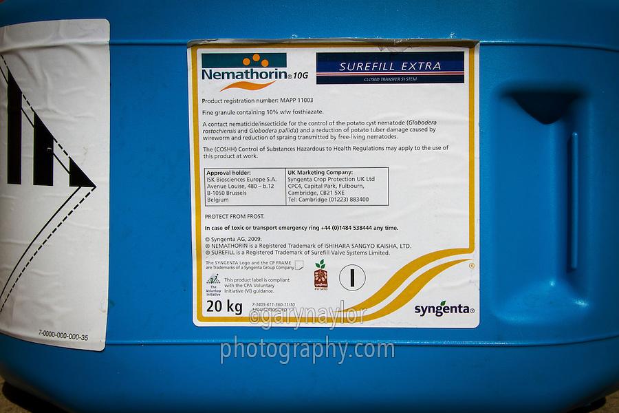 Nemathorin Surefill conatiner