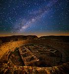 Pueblo Bonito Kiva<br /> Chaco Canyon, NM