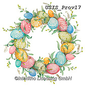 Ingrid, EASTER, OSTERN, PASCUA, paintings+++++,USISPROV17,#e#, EVERYDAY ,egg,eggs,wreath