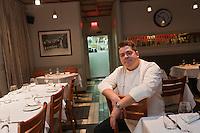 Amérique/Amérique du Nord/Canada/Québec/Montréal: Olivier de Montigny , Restaurant: La Chronique [Non destiné à un usage publicitaire - Not intended for an advertising use]