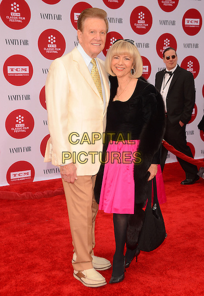 10 April 2014 - Hollywood, California - Wink Martindale. Arrivals for the world premiere of the restoration of &quot;Oklahoma&quot; held at the TCL Chinese Theatre IMAX in Hollywood, Ca.  <br /> CAP/ADM/BT<br /> &copy;Birdie Thompson/AdMedia/Capital Pictures