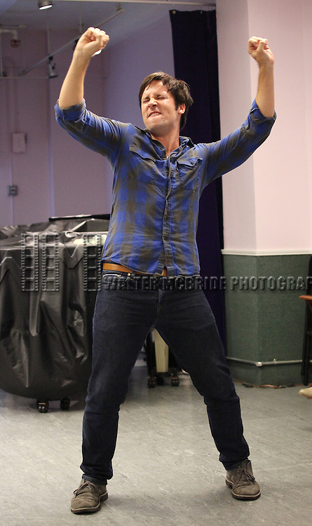 Danny Bernardy.performing at the Special Presentation of Donna Moore's .'Cougar The Musical' at Ripley-Grier Studios in New York City on 7/26/2012