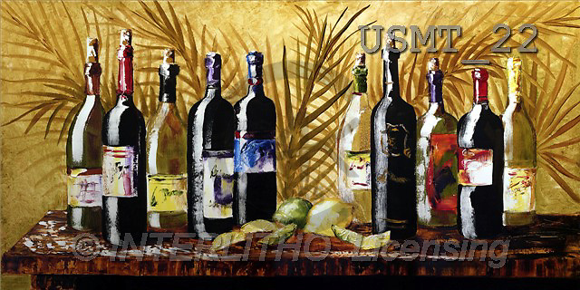 Malenda, STILL LIFES, paintings, cattle baron 2007(USMT22,#I#) Stilleben, naturaleza muerta, illustrations, pinturas