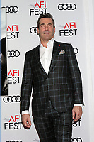 LOS ANGELES - NOV 20:  Jon Hamm at the AFI Gala - Richard Jewell Premiere at TCL Chinese Theater IMAX on November 20, 2019 in Los Angeles, CA