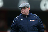 Maidenhead manager Alan Devonshire during Dagenham & Redbridge vs Maidenhead United, Vanarama National League Football at the Chigwell Construction Stadium on 7th December 2019