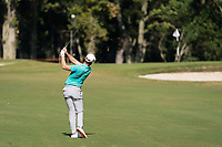 Danny Willett (ENG) in action on the 3rd hole during the third round of the 76 Open D'Italia, Olgiata Golf Club, Rome, Rome, Italy. 12/10/19.<br /> Picture Stefano Di Maria / Golffile.ie<br /> <br /> All photo usage must carry mandatory copyright credit (© Golffile | Stefano Di Maria)