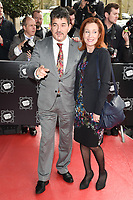 John Altman &amp; Bridgitte Altman at the TRIC Awards 2017 at the Grosvenor House Hotel, Mayfair, London, UK. <br /> 14 March  2017<br /> Picture: Steve Vas/Featureflash/SilverHub 0208 004 5359 sales@silverhubmedia.com