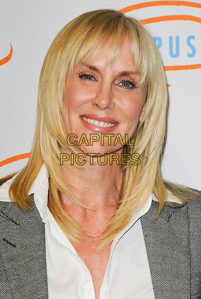 RACHELLE CARSON-BEGLEY.Lupus LA's 7th Annual Bag Ladies Luncheon to raise funds for lupus research at the Beverly Wilshire Four Seasons Hotel in Beverly Hills, California, USA..November 18th, 2009.headshot portrait grey gray white.CAP/ROT.©Lee Roth/Capital Pictures