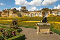 Blenheim Palace - Italian Garden  and Palace