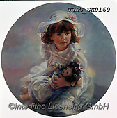 CHILDREN, KINDER, NIÑOS, paintings+++++,USLGSK0169,#K#, EVERYDAY ,Sandra Kock, victorian